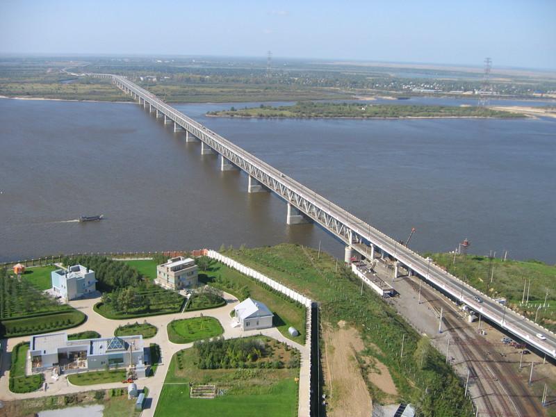 Мост Амур - Полномочный представитель в ДФО