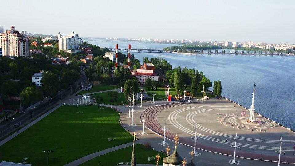 Воронеж - Центрально-Черноземный регион