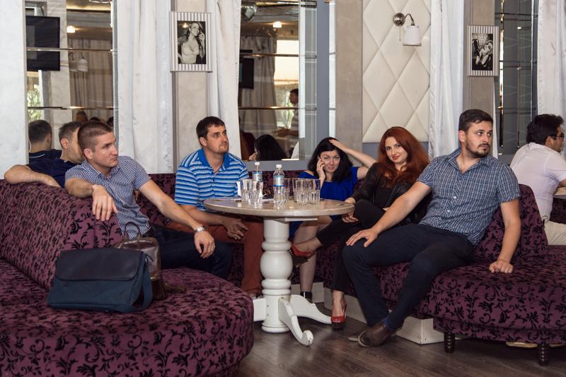 Ассоциация и общественный совет имферополя - День предпринимателя