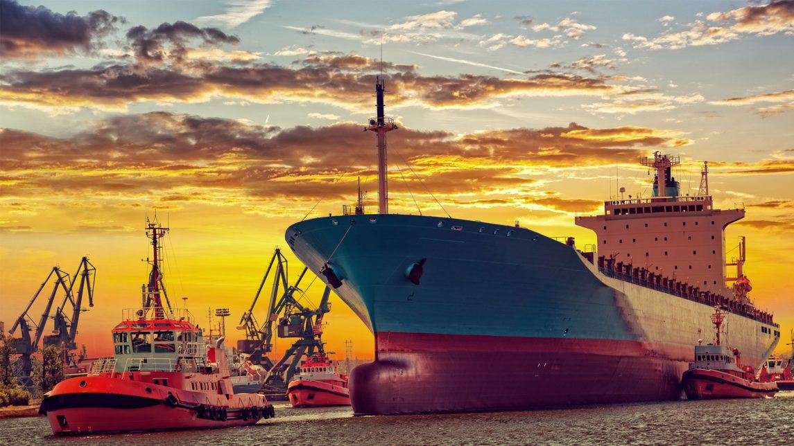 featured ship agency vessel husbanding services marine logistics sri lanka 1145x644 - Торговый маршрут в Иран