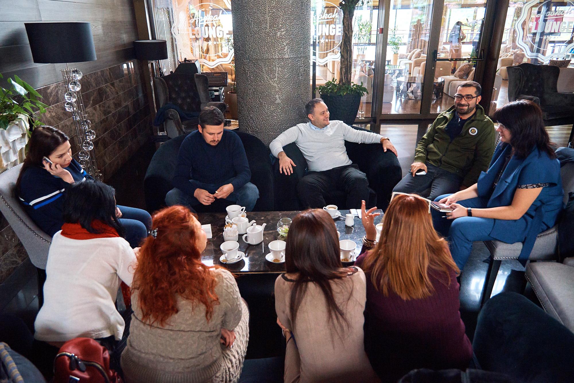 Сотрудничество с Ассоциацией отельеров Крыма