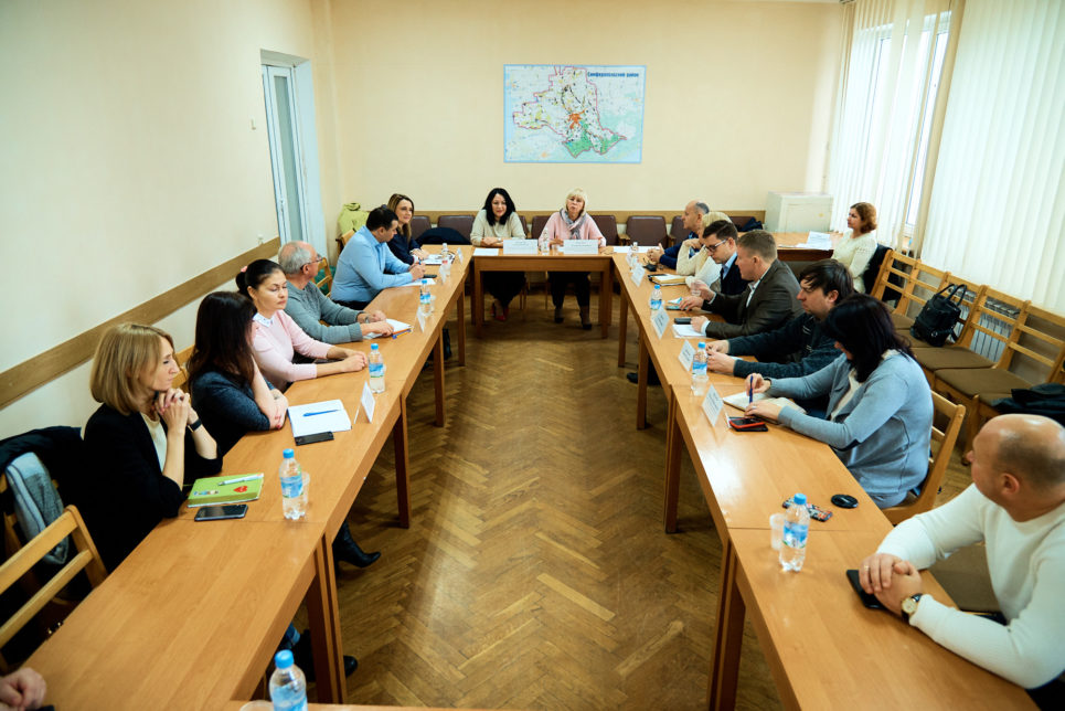 фото007 1 965x644 - Координационный совет в Симферопольском районе