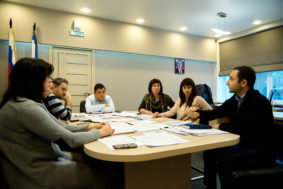 фото014 3 283x189 - Встреча в Министерстве ЖКХ