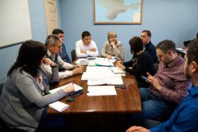 фото013 283x189 - Совещание в Министерстве ЖКХ