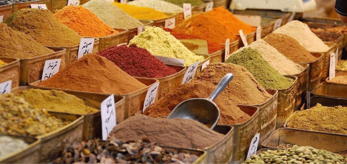 spices 1190x564 - Размещение НТО