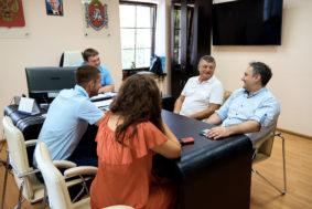 фото001 283x189 - Рабочий визит в Крым
