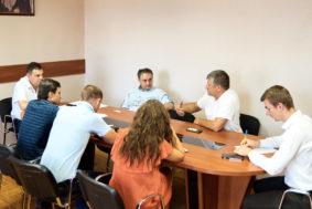 фото006 283x189 - Рабочий визит в Крым