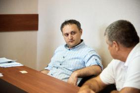 фото007 283x189 - Рабочий визит в Крым