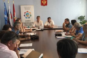 Podpisan dogovor o sotrudnichestve Kachinskim MO i OOO Sojuz sadovodov Rossii 02 283x189 - Садоводство