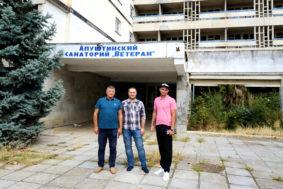 003 1 283x189 - Рабочий визит из Казани
