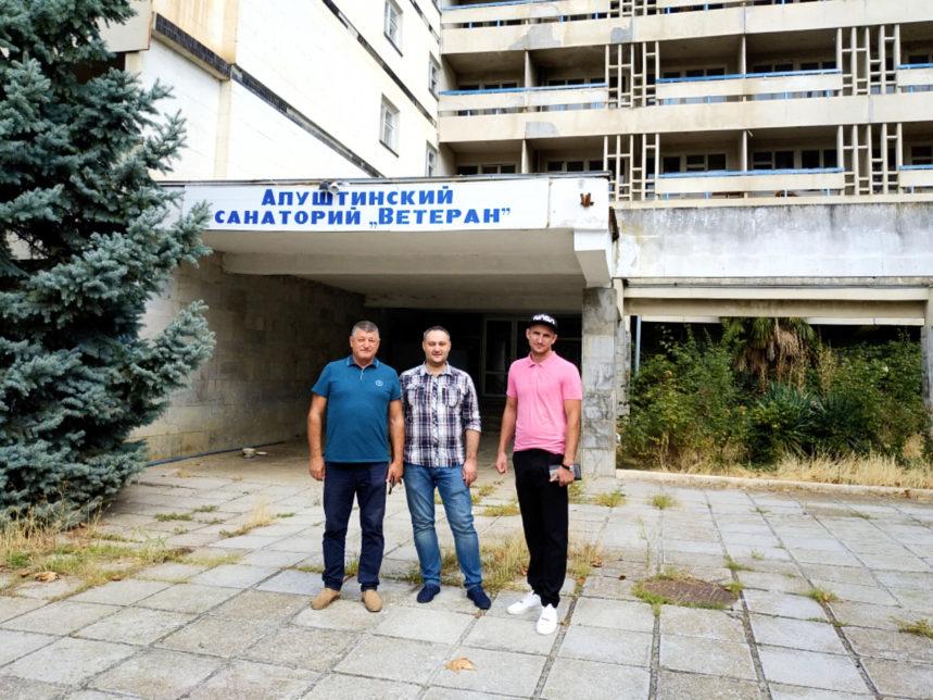 003 1 859x644 - Рабочий визит из Казани