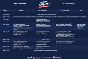 Форума 19 февраля 283x189 - Деловой Крым